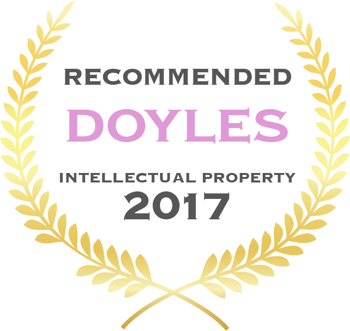 Doyles recommended IP 2017
