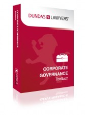 Corporate Governance Toolbox