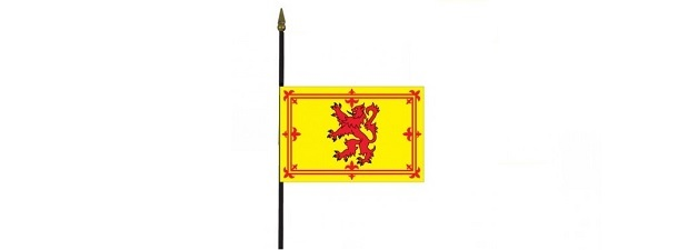 Scottish Royal Flag