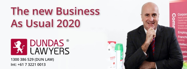 The new business as usual in 2020!