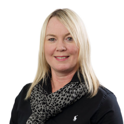 Tracey Burrows - Marketing Manager